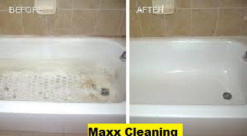 Spring Cleaning Before and After